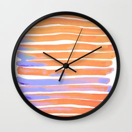 Easter and Spring Wall Clock