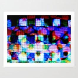 CTRLMTRX Art Print