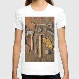 Tools (Color) T-shirt