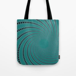 Zoned Out - Fractal Art Tote Bag
