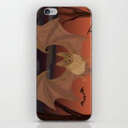 Autumn Flight iPhone Skin