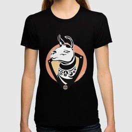 Coralillama by #Bizzartino T-shirt