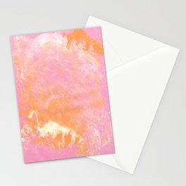 Abstract 1657 Stationery Cards