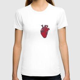 The Heart is A Complicated Matter T-shirt