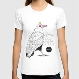 As Rare As the White Crow T-shirt