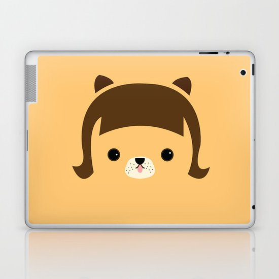 Hello my name is CHAO  Laptop & iPad Skin