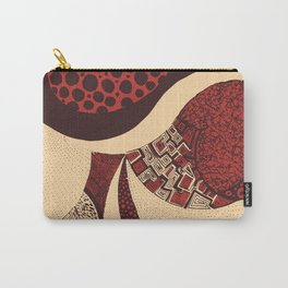 ust doodling- phase 1 Carry-All Pouch