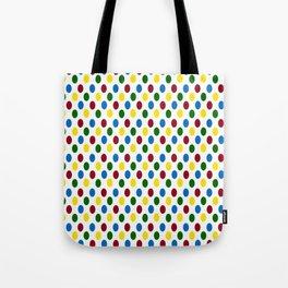 School Days Polka Dots Tote Bag