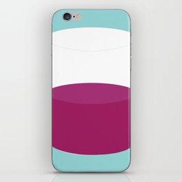 Showtasting - Wine Glass - Big Kimo iPhone Skin