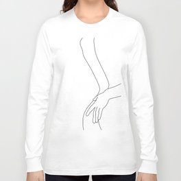 Intimacy Long Sleeve T-shirt
