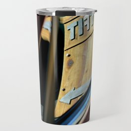 Not Quite A Woodie Travel Mug