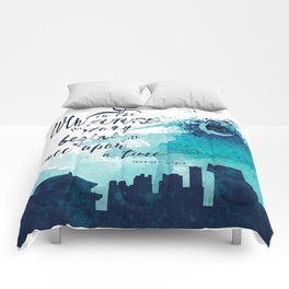 The Lunar Chronicles Quote Comforters