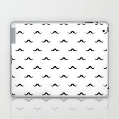 mustache Laptop & iPad Skin