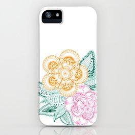 Maso - Mandala with love  iPhone Case