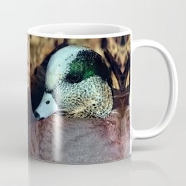Mr. American Widgeon Coffee Mug