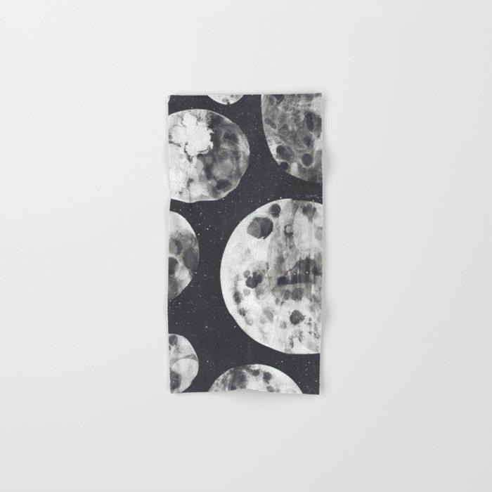 Moons Hand & Bath Towel