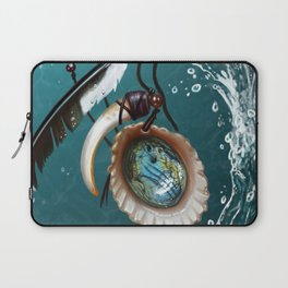 Pendant - The Heart of the Ocean Laptop Sleeve