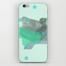Green Garden iPhone Skin