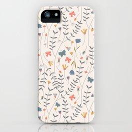Honest Meadowland iPhone Case