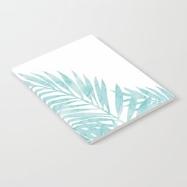 Palm Leaves Island Paradise Notebook