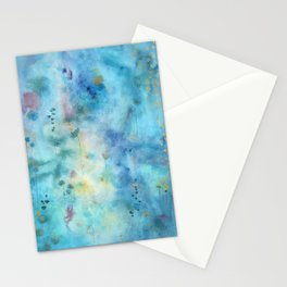 Melodic Fields  Stationery Cards