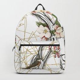 BOHO SKULL Backpack
