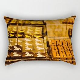 Chocolate Rectangular Pillow