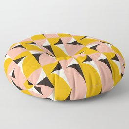 Modern Geometric_001 Floor Pillow