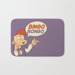 Bingo Bongo Bath Mat