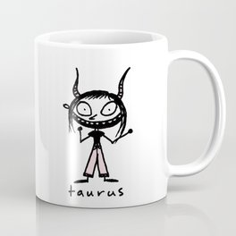 taurus. uh! Coffee Mug