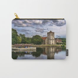 Boating At Bisham Carry-All Pouch