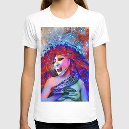Space Vampire T-shirt