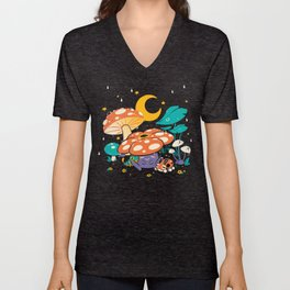Goodnight Plume Unisex V-Neck