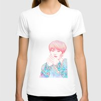 shinee T-shirts featuring SHINee Taemin by sophillustration