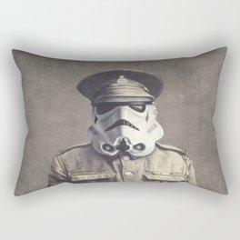 Sgt. Stormley  Rectangular Pillow