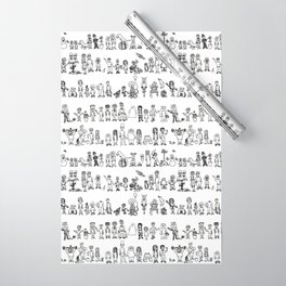 SOMA 2008 Wrapping Paper