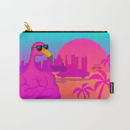 Flabio the flamingo lover Carry-All Pouch