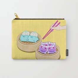 Dim Sum Mon's Carry-All Pouch