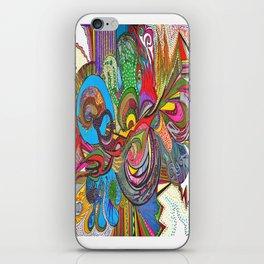 king of zing iPhone Skin