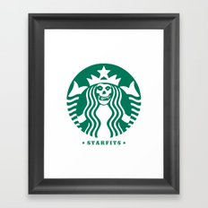 STARFITS Framed Art Print