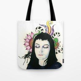 Strange & Unusual Tote Bag