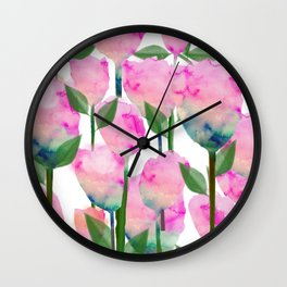 Inspire #society6 #decor #buyart Wall Clock