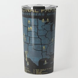 The National Parks: Adventurer's Guide Travel Mug