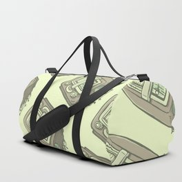 Old Radio Orion Duffle Bag