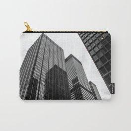 ArtWork New York City Print Work black white Carry-All Pouch