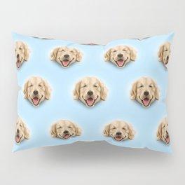happy dog Pillow Sham