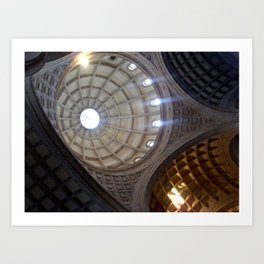 The Light From Within Art Print