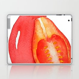 red grape tomato Laptop & iPad Skin