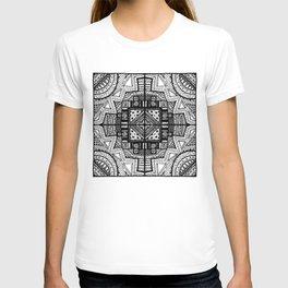 One Corner Scribble T-shirt