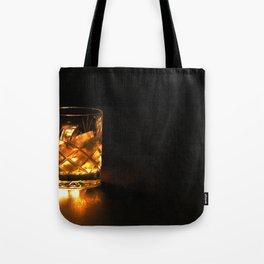 Scotch in the dark Tote Bag